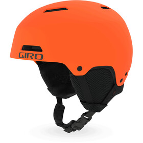 Giro Crüe Kask Kobiety, matte bright orange